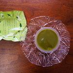 夏限定の美味しさ!『マールブランシュ』の「お濃茶パンナコッタ」で暑さを乗り越えよう