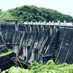 【京都ダム】3府県にまたがる巨大アーチが治水担う☆バス釣りでも人気「高山ダム」