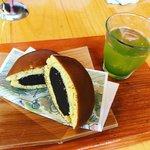【京都スイーツ】抹茶&ほうじ茶スイーツ満載で割安☆製茶場カフェ「お茶の郷木谷山」