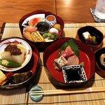 【京都ランチ】土鍋ごはん付『三段玉手箱ランチ』はコスパ最高☆割烹「料理屋しん谷」