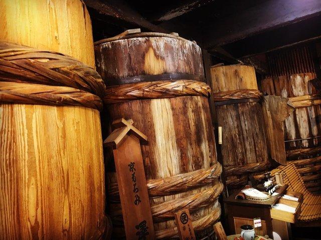【京都発酵調味料】和食の味の要☆洛中唯一の手仕事本醸造醤油老舗「澤井醤油本店」