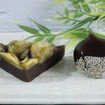 【秋の和菓子】栗が美味しい♪「栗むし」と「生渋栗」が絶品『仙太郎』