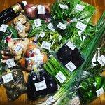 【京都秋の味覚】新米&丹波栗や京野菜続々入荷☆ファーマーズマーケット『たわわ朝霧』