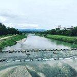 【京都ぶらり】御所東にある『京の七口』関所☆激動の歴史を重ねた名橋「荒神橋」