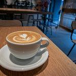 京都のど真ん中でメルボルンスタイルコーヒー「Common Well(コモン ウェル)」【四条烏丸】