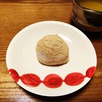 【京都和菓子】秋の味覚『栗餅』推し!ホカホカ栗赤飯名物の老舗「鳴海餅本店」