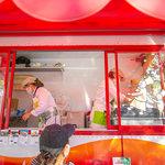 スイーツキッチンカー☆「こちらから出向きます」☆京都 北山 マールブランシュのケーキ移動販売☆