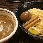 中書島 「つけ麺きらり」で濃厚魚介系スープを堪能【ラーメン】