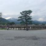 【嵐山まとめ】絶景を楽しみながら一息つきたいならココがオススメ!【渡月橋を一望できるカフェ】編