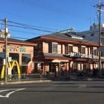 向日町 子連れに嬉しい室内プレイランドあり!171号線沿い「マクドナルド久世橋店」【ハンバーガー】