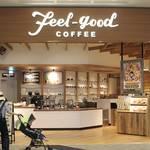 イオンモール京都桂川*映画館併設!気軽なカフェだけどこだわりコーヒーが飲める「Feel-good coffee(フィールグッドコーヒー)」【カフェ】