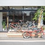 猪熊松原下る*京都発ハンドメイドバイク「E.B.S」の直営店「velo stand kyoto」オープン【自転車】