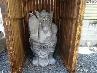 日本で唯一の「鍾馗神社」