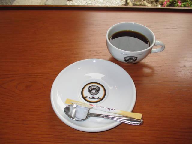 クラシック(ホットコーヒー)450円(税込)