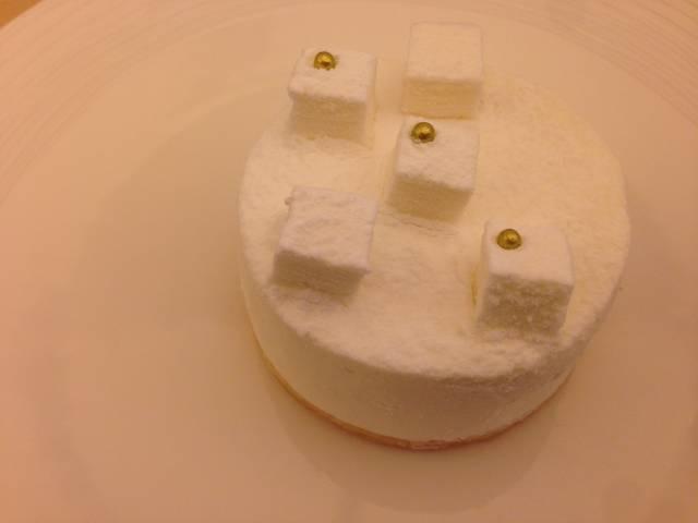 ヤギミルクのシェーブルチーズスペシャル ¥561