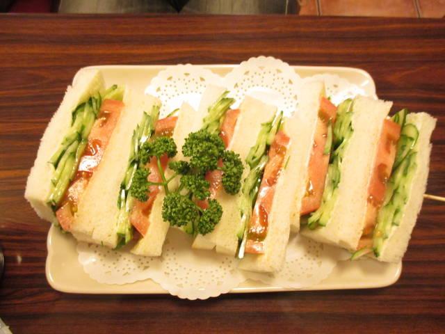 野菜サンド¥700 税込
