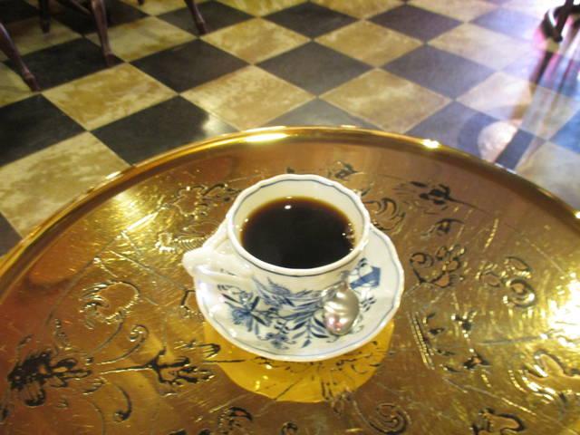 ブレンドコーヒー¥400.