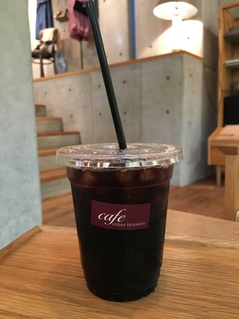 アイスコーヒー ¥250 税込み