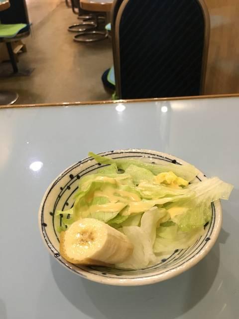 野菜とフルーツのドッキング