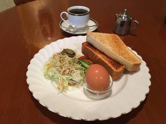 モーニングA(¥600)