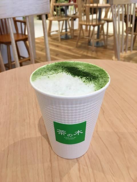 抹茶カプチーノM(¥600)