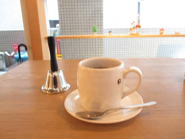 コーヒー(¥500)