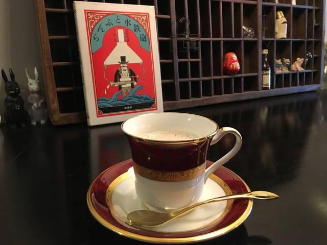 カフェオレ(ミルキー)¥500