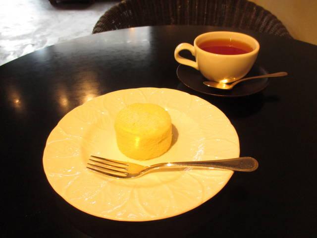 カマンベールと紅茶