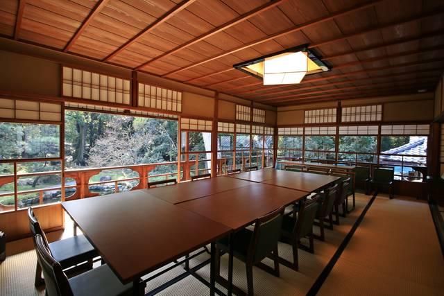 ▲2階のお部屋 普段は貸室として会議等に使える