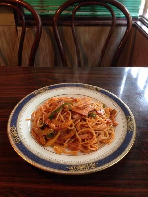 スパゲッティイタリアン ¥750