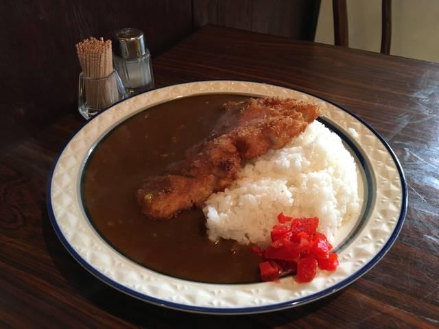 カツカレー ¥980 税込