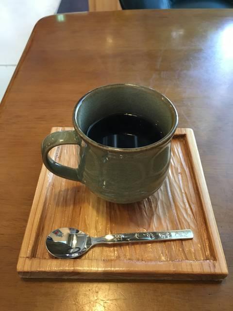 コーヒー ¥150