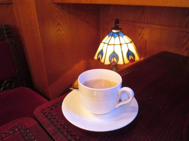 カフェ・オ・レ ¥600