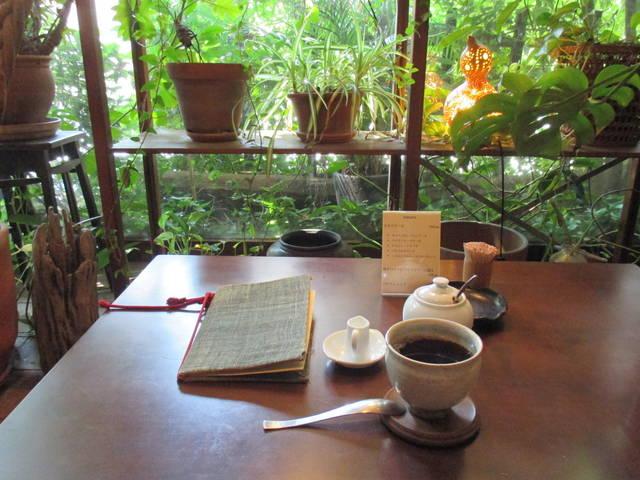 コーヒー ¥500