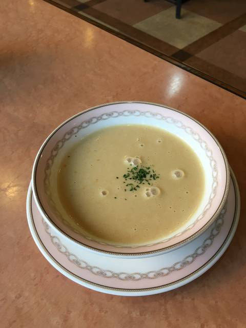 滑らかこっくりのコーンスープ