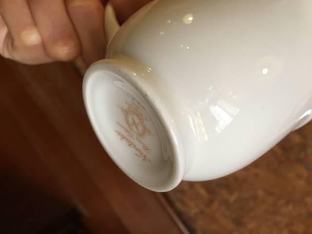 高級陶器を使用