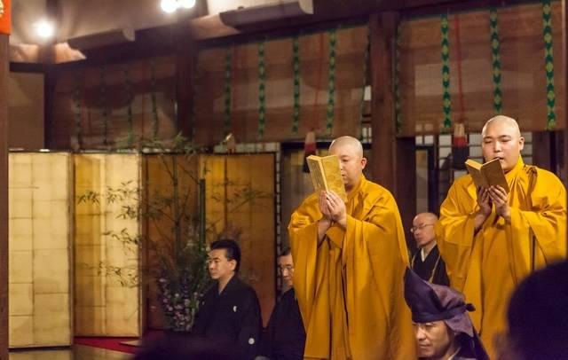 当日は泉涌寺僧侶も声明を唱えます