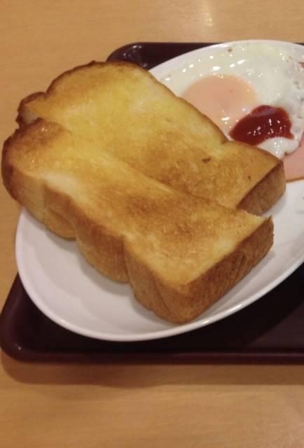 理想的なトースト