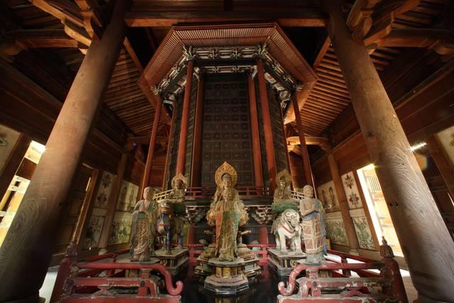 仁和寺経蔵輪蔵