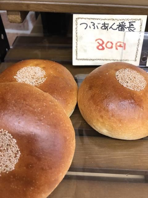 つぶあん番長 ¥80(税別)