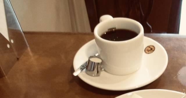 雑味なしのクリアなコーヒー