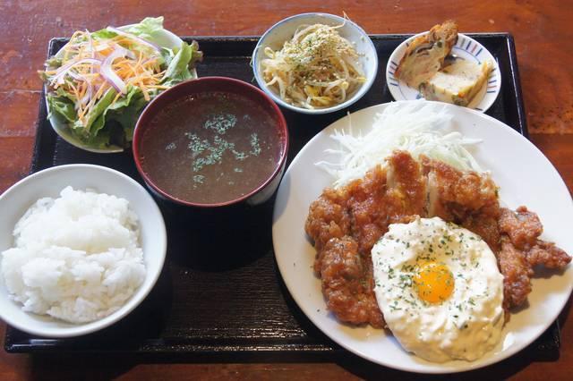 鶏(チキン)南蛮 1,000円(税込)
