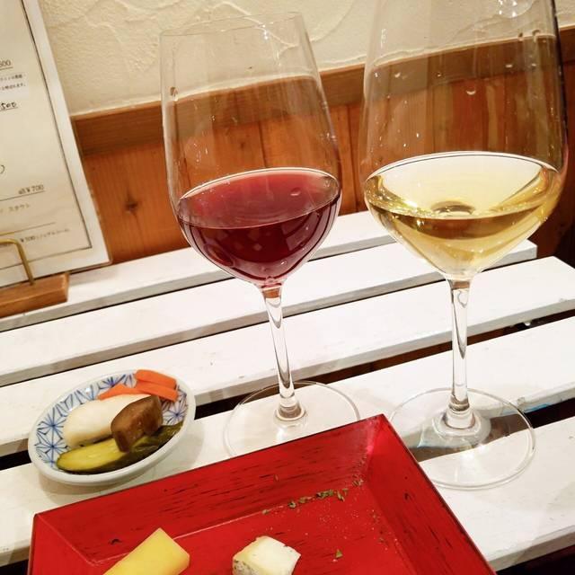 赤ワイン白ワイン