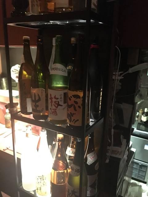 日本酒も色々あります