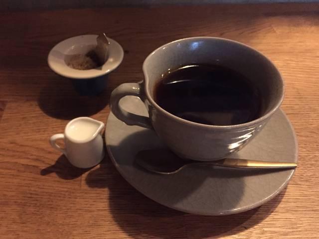 中煎りコーヒー(ホット)