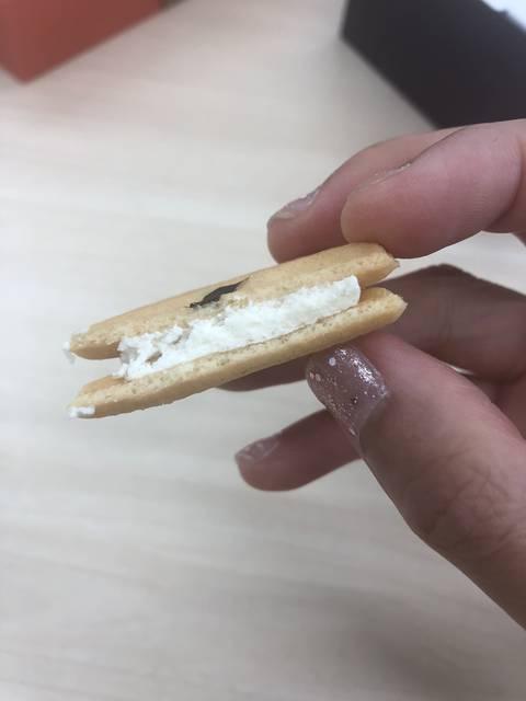 スタンダードなシュガークリーム