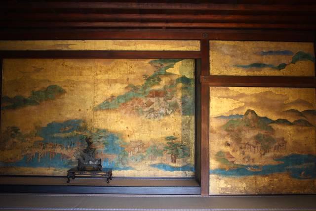 「近江八景図」
