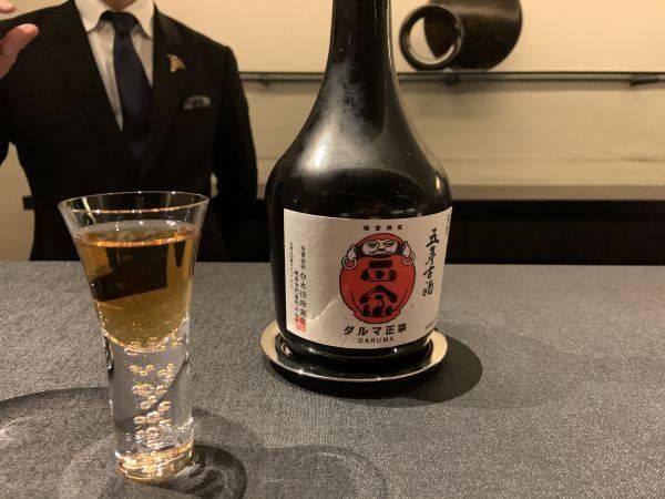 ダルマ正宗 五年古酒