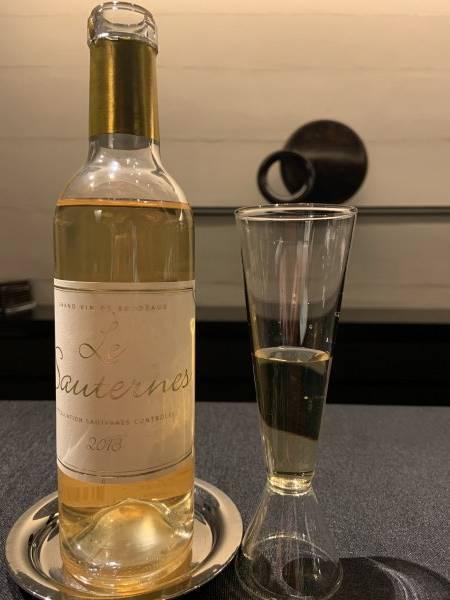 ディケム2013フランスソーテルヌ白ワイン甘口デザート...