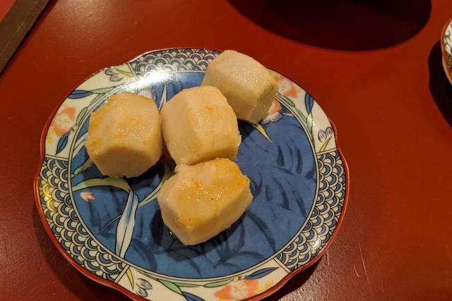 「里芋のトムヤムクン煮」350円